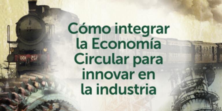 Cómo integrar la Economía Circular para innovar en la industria