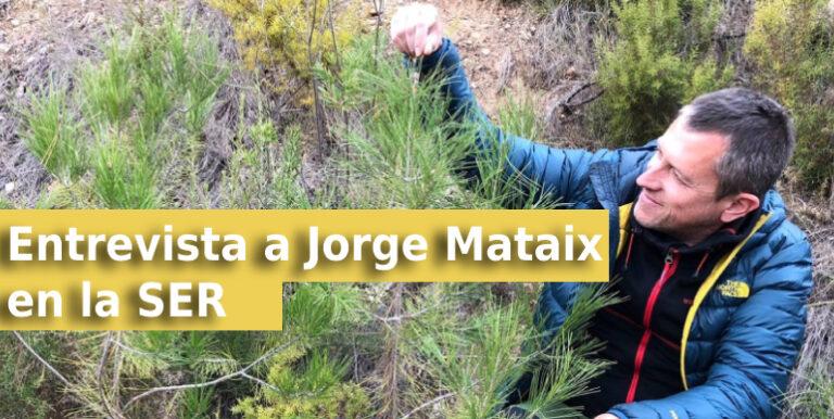 Entrevista a Jorge Mataix en la SER