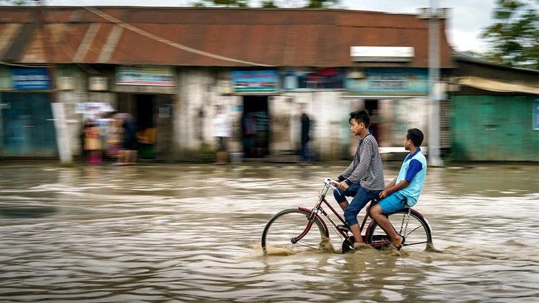 Olas de Calor, sequías, inundaciones